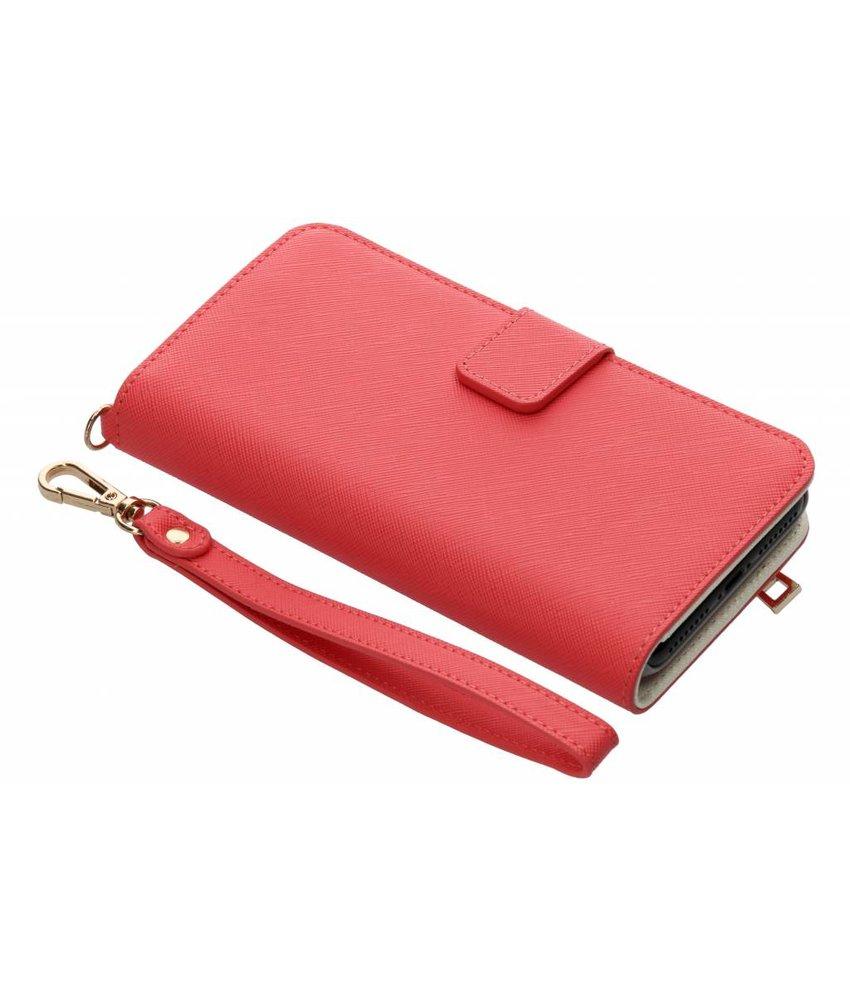 Selencia Fuchsia Wallet Case iPhone 8 Plus / 7 Plus