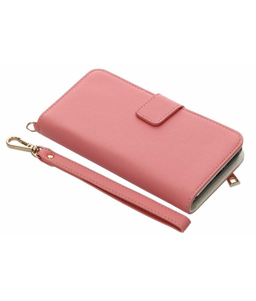 Selencia Roze Wallet Case iPhone 8 Plus / 7 Plus