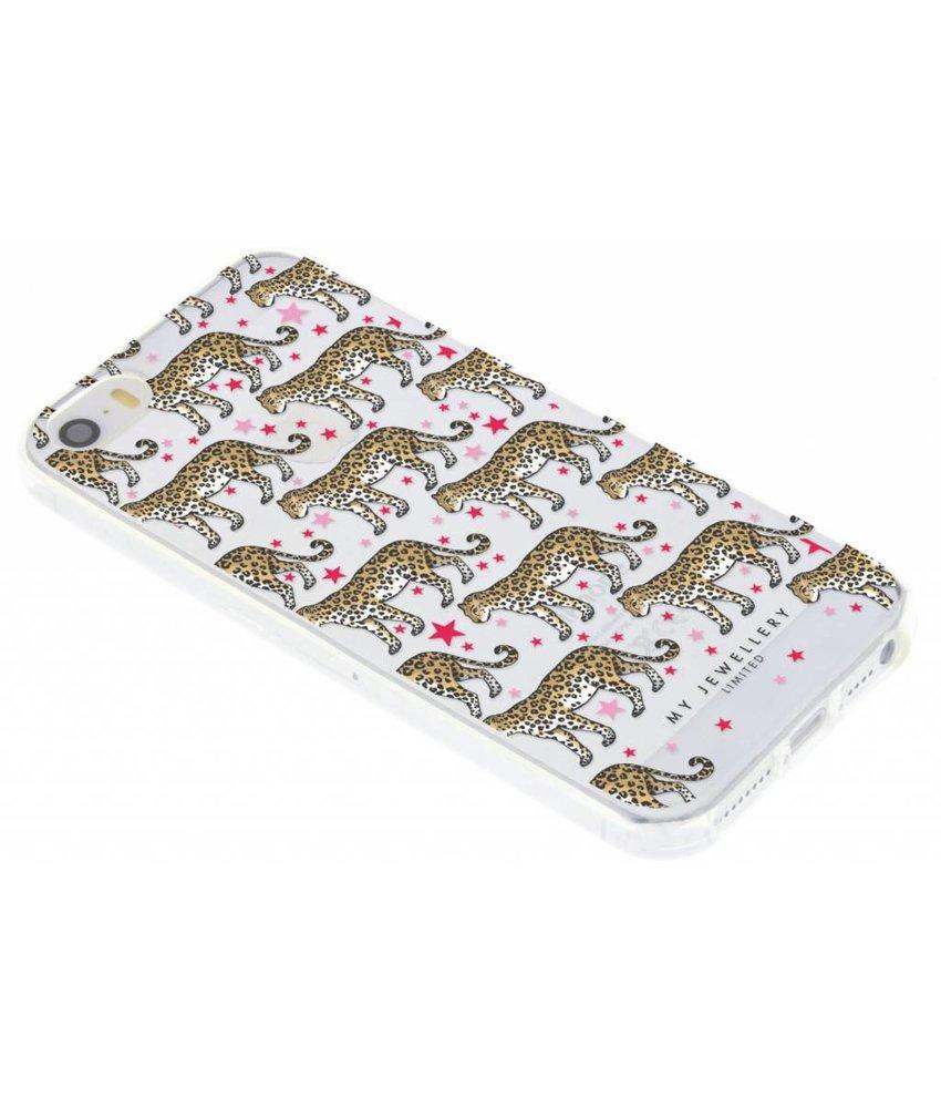 My Jewellery Design Soft Case iPhone 5 / 5s / SE