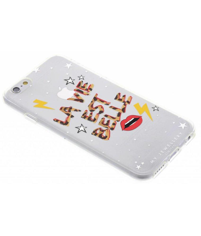 My Jewellery Design Soft Case iPhone 6 / 6s