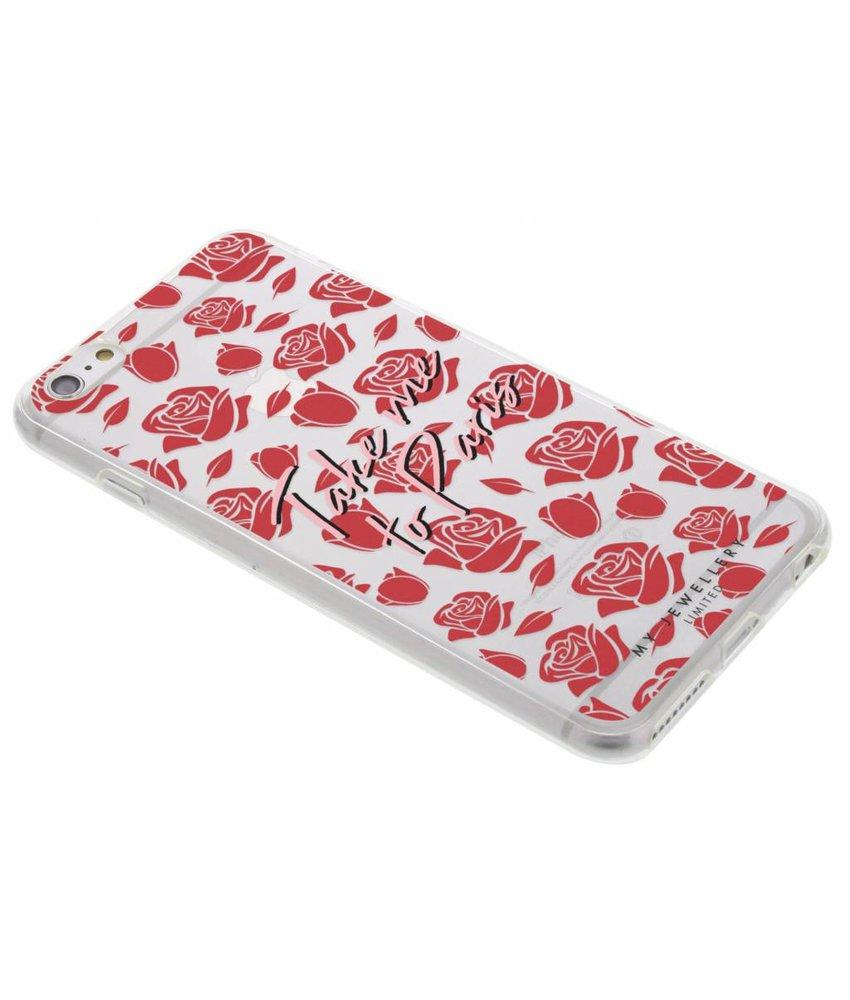 My Jewellery Paris Design Soft Case iPhone 6(s) Plus