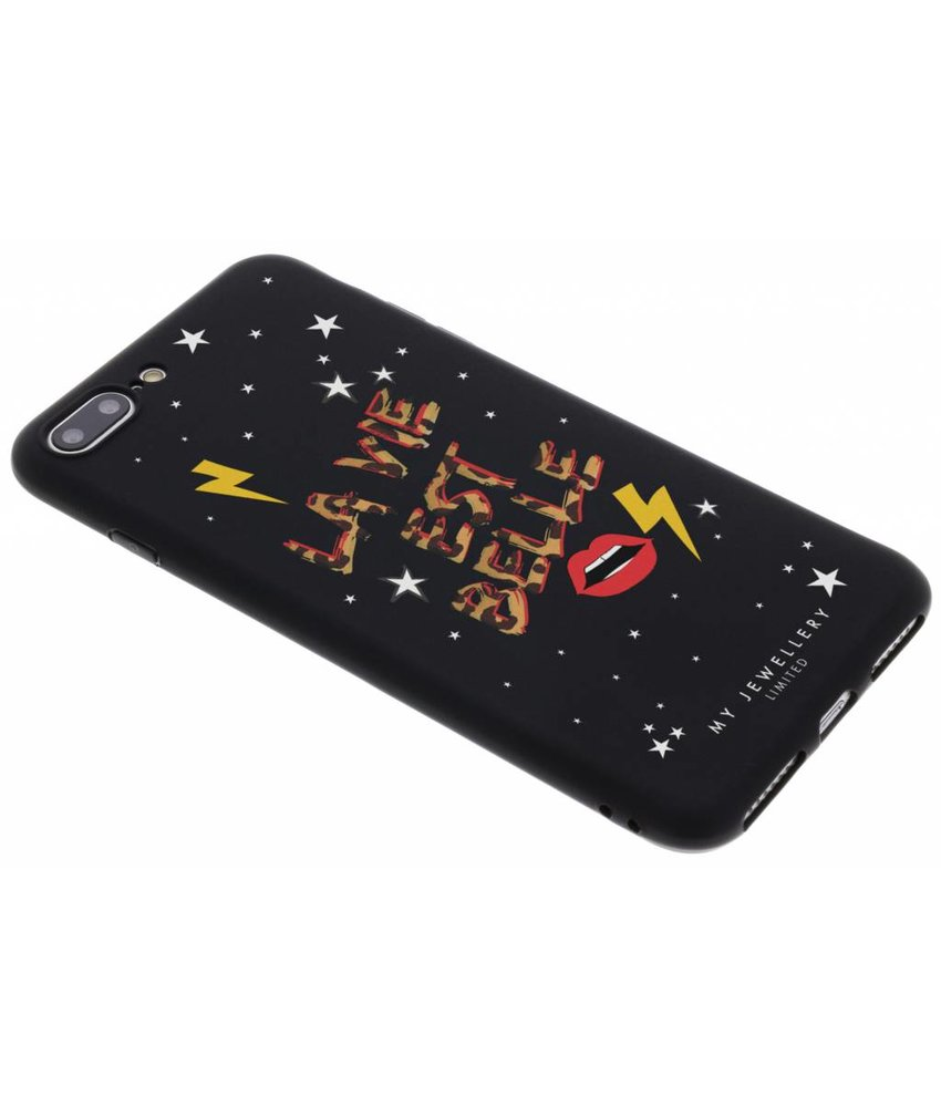 My Jewellery Quote Soft Case iPhone 8 Plus / 7 Plus