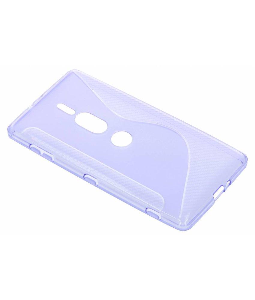 S-line Backcover Sony Xperia XZ2 Premium
