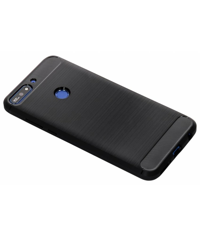 Brushed Backcover Huawei Y7 (2018)