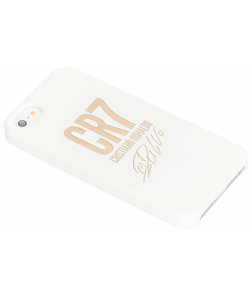 PanzerGlass CR7 Signature Siliconen Backcover iPhone SE / 5 / 5s