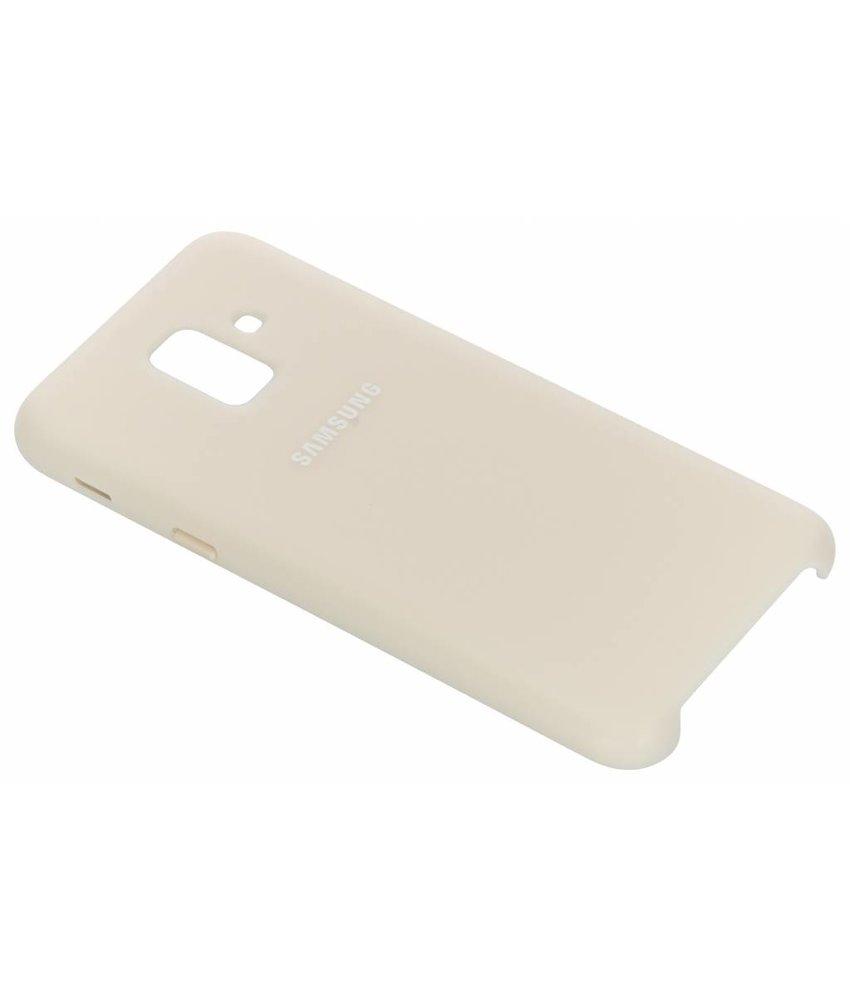 Samsung Dual Layer Backcover Samsung Galaxy A6 (2018)