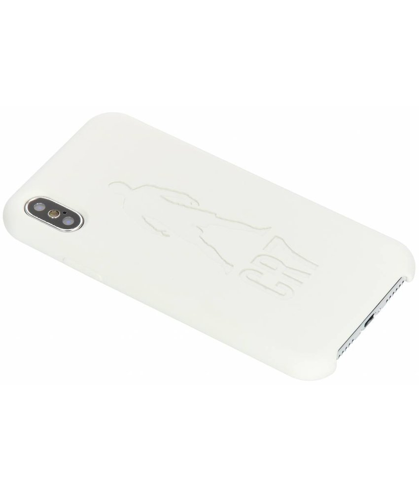 PanzerGlass CR7 Freekick Edition Siliconen Backcover iPhone X / Xs