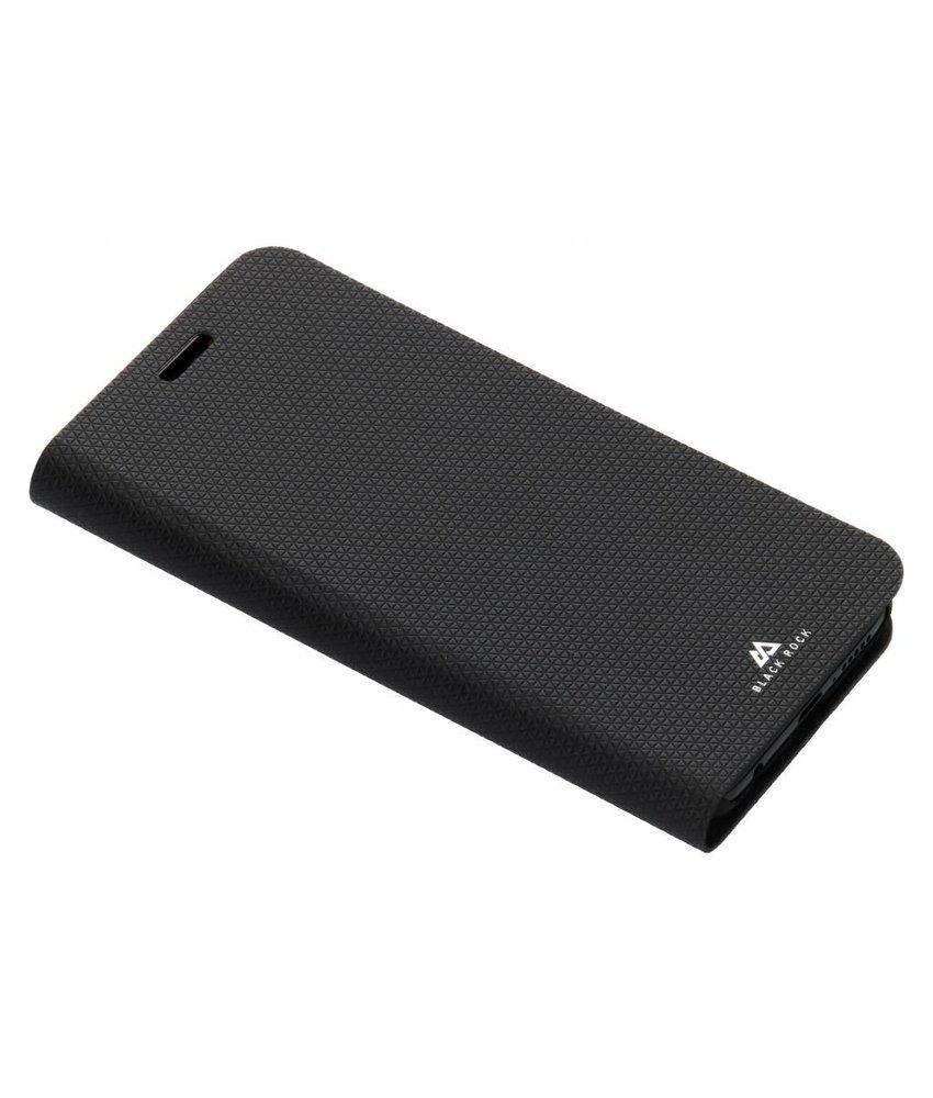 Black Rock Standard Booktype Huawei P20 Lite
