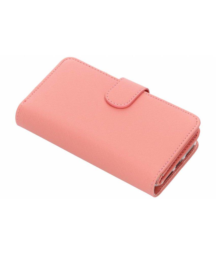 Selencia Saffiano 9 slots Portemonnee iPhone 8 / 7 / 6s / 6