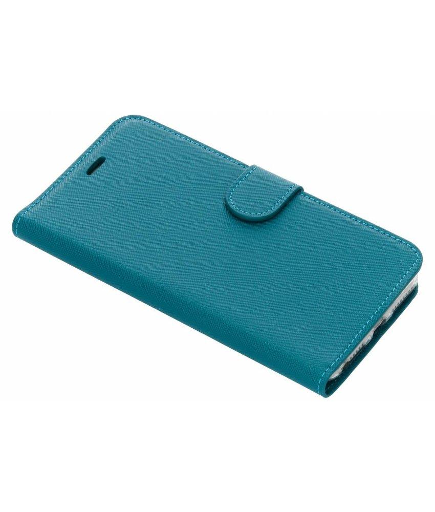 Selencia Saffiano Booktype iPhone 8 Plus / 7 Plus / 6(s) Plus