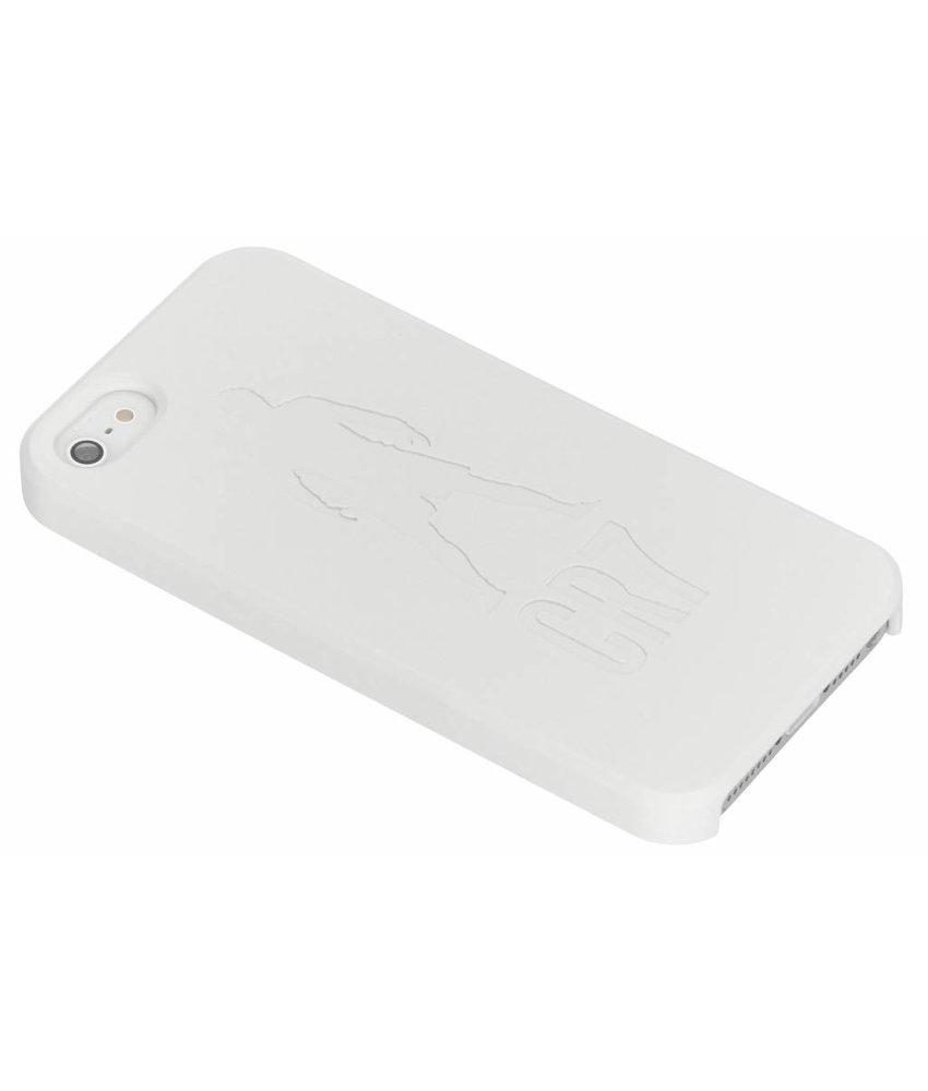 PanzerGlass CR7 Freekick Edition Siliconen Backcover iPhone SE / 5 / 5s
