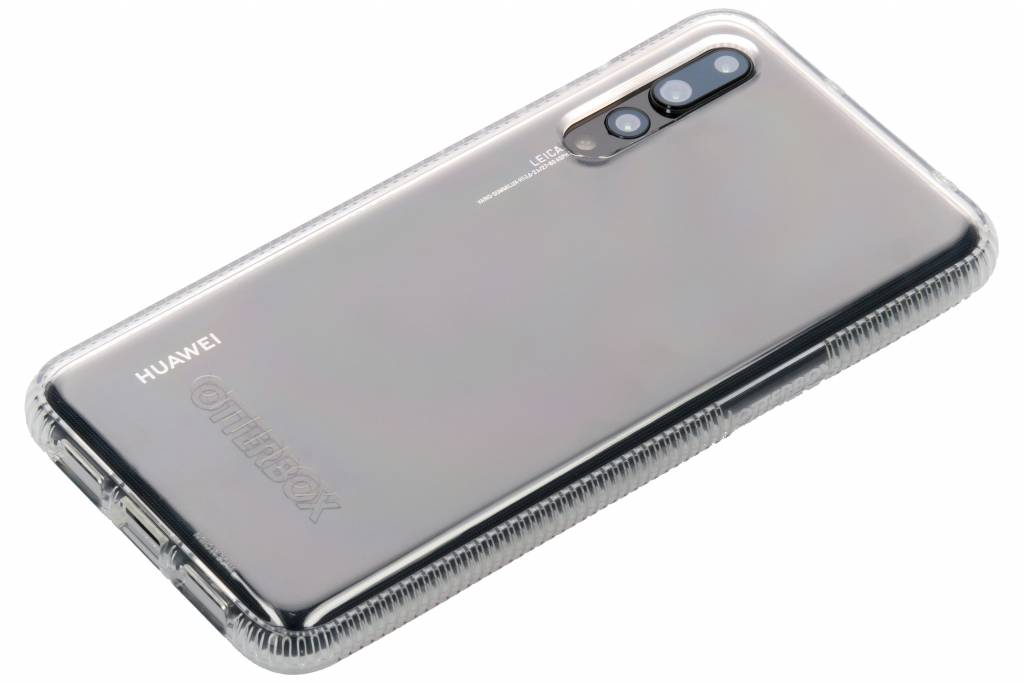 sports shoes c98ee 310d5 OtterBox Prefix Clear Backcover voor Huawei P20 Pro - Transparant