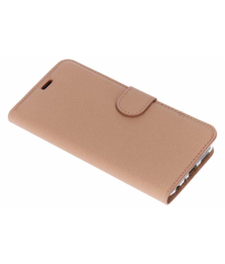 Selencia Saffiano Booktype Huawei P Smart