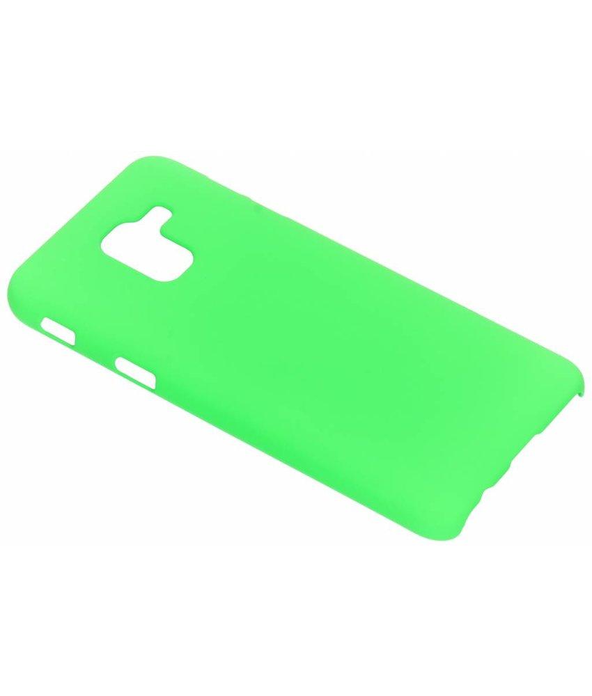 Groen effen hardcase hoesje Samsung Galaxy J6