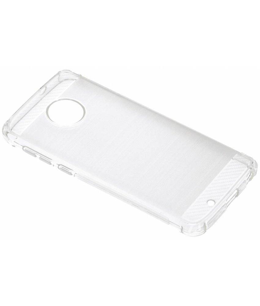 Transparant Xtreme siliconen hoesje Motorola Moto G6