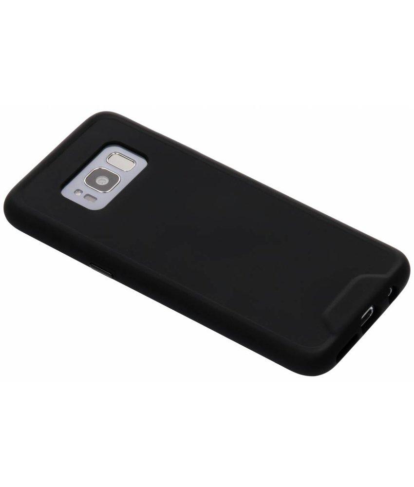Zwart Slim extra protect case Samsung Galaxy S8