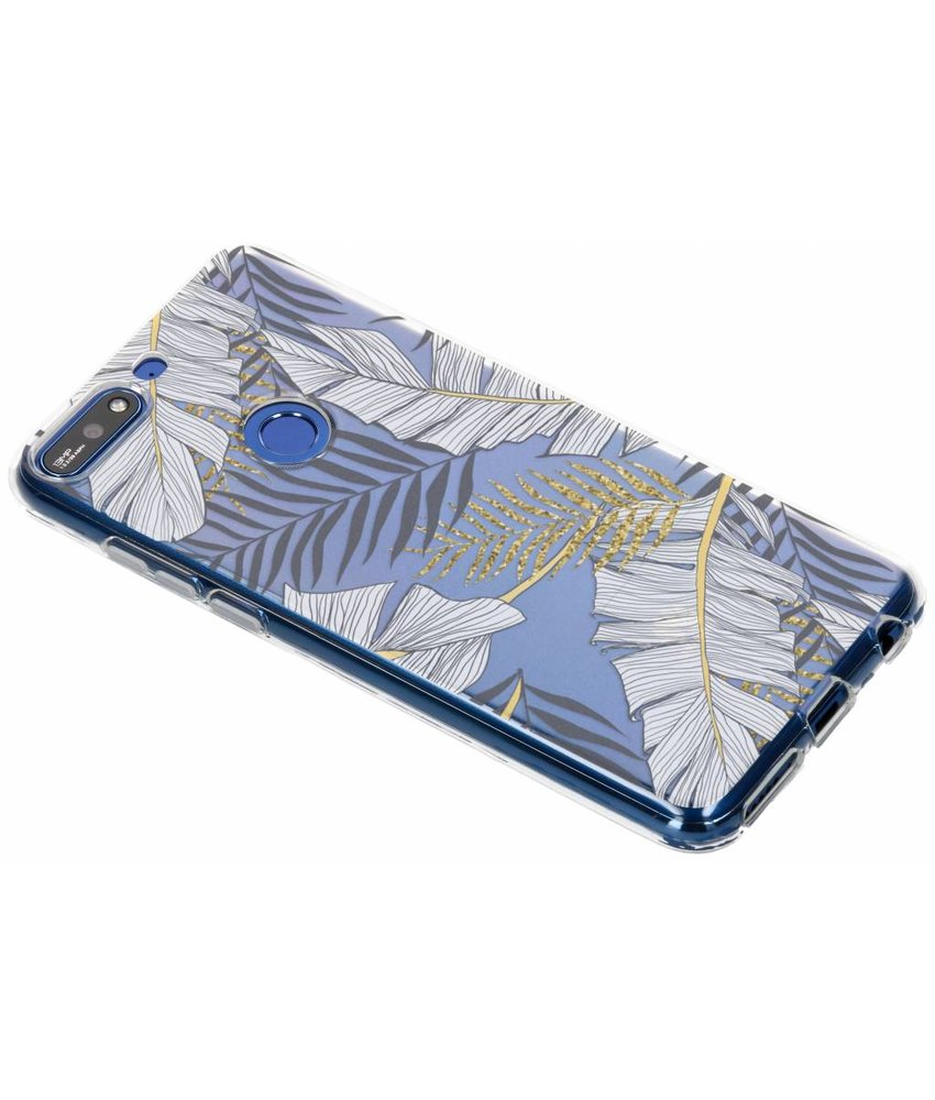 Design Backcover Huawei Y7 (2018)