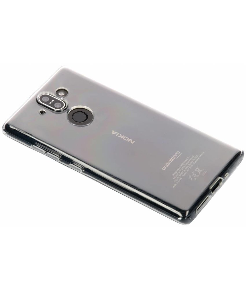 Softcase Backcover Nokia 8 Sirocco