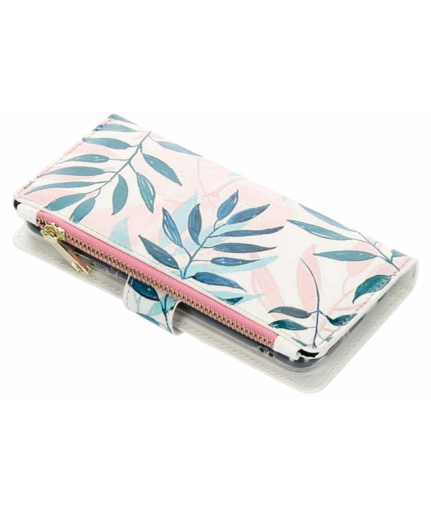 Design luxe portemonnee hoes Huawei P20 Lite