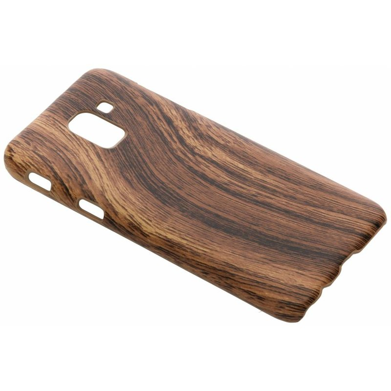 Hout Design Backcover Samsung Galaxy J6