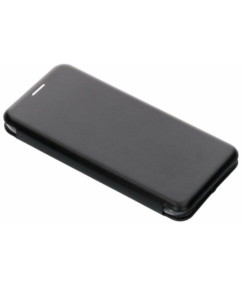 Zwart Slim Foliocase Huawei Y5 (2018)
