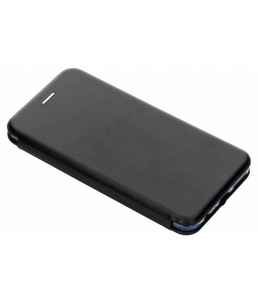 Zwart Slim Foliocase Huawei Y7 (2018)