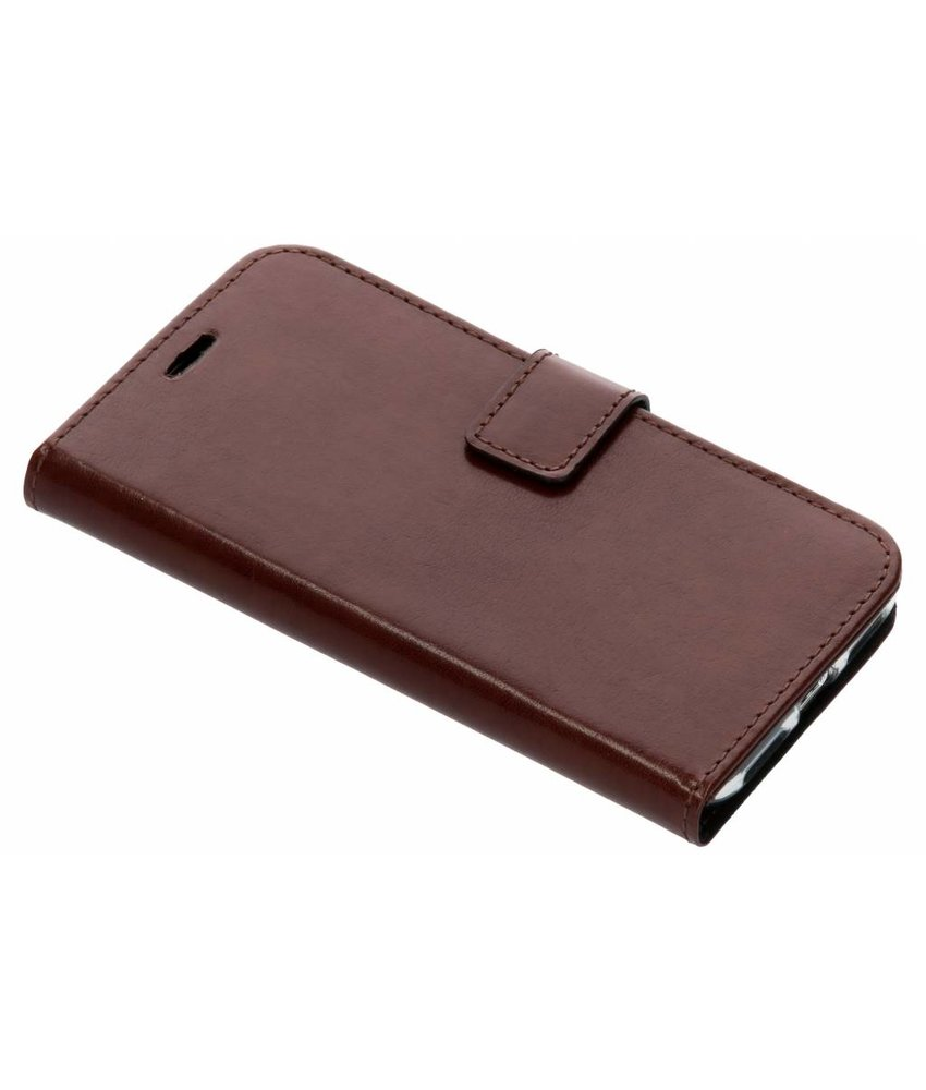 Valenta Leather Booktype iPhone X / Xs