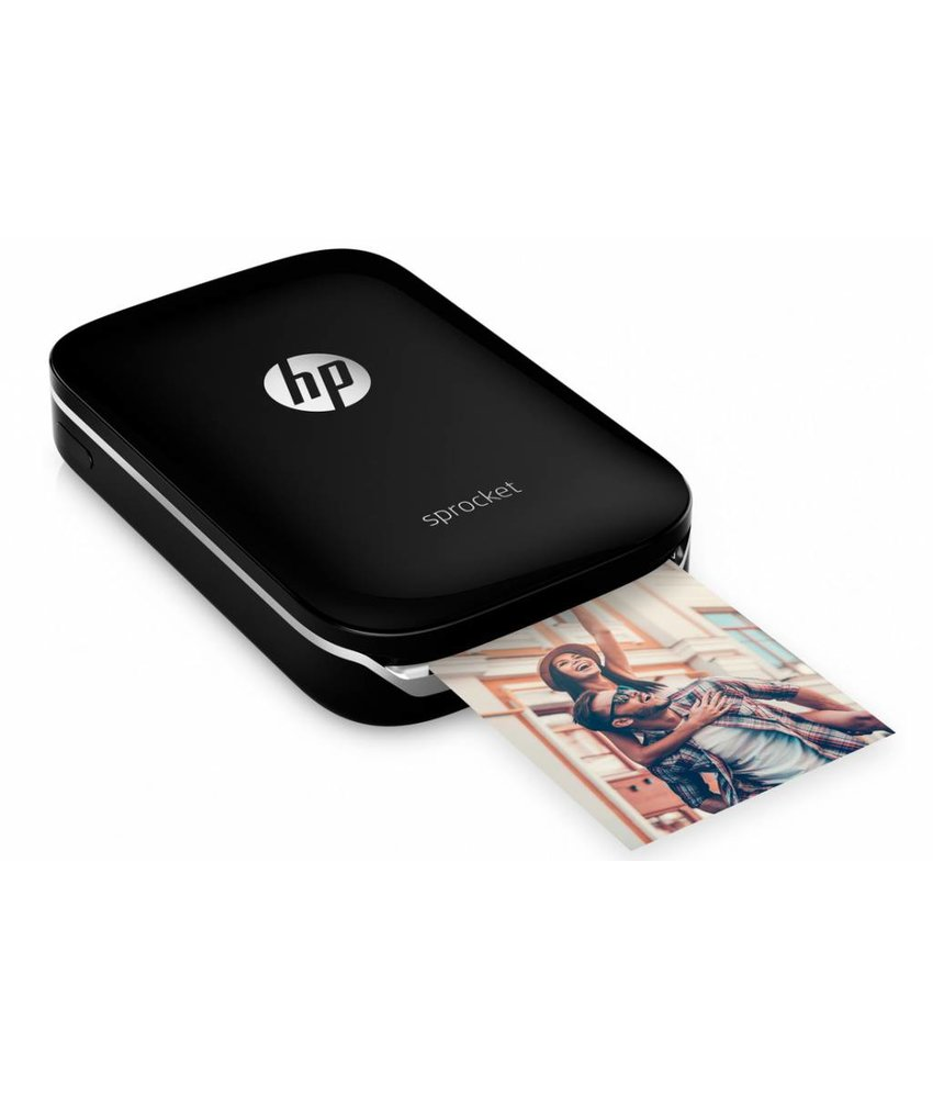 HP Zwart Sprocket