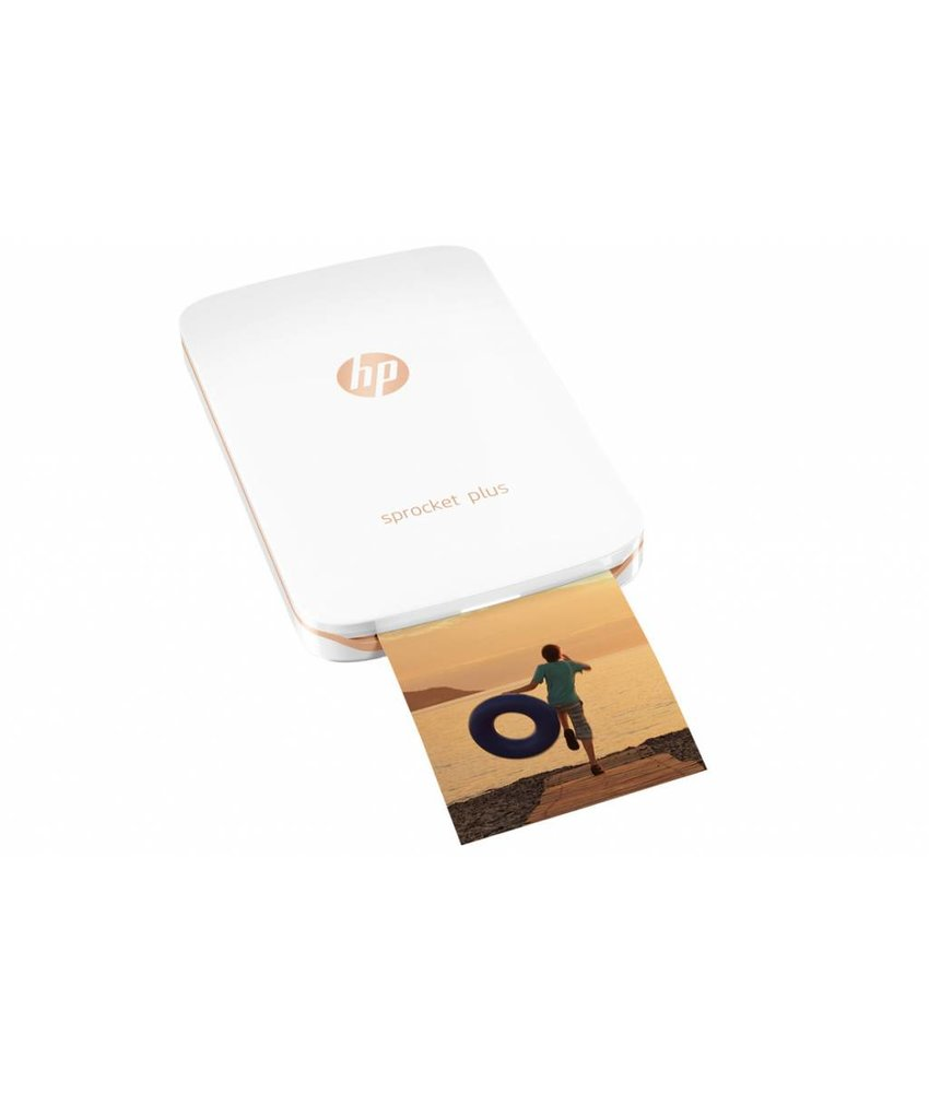 HP Wit Sprocket Plus