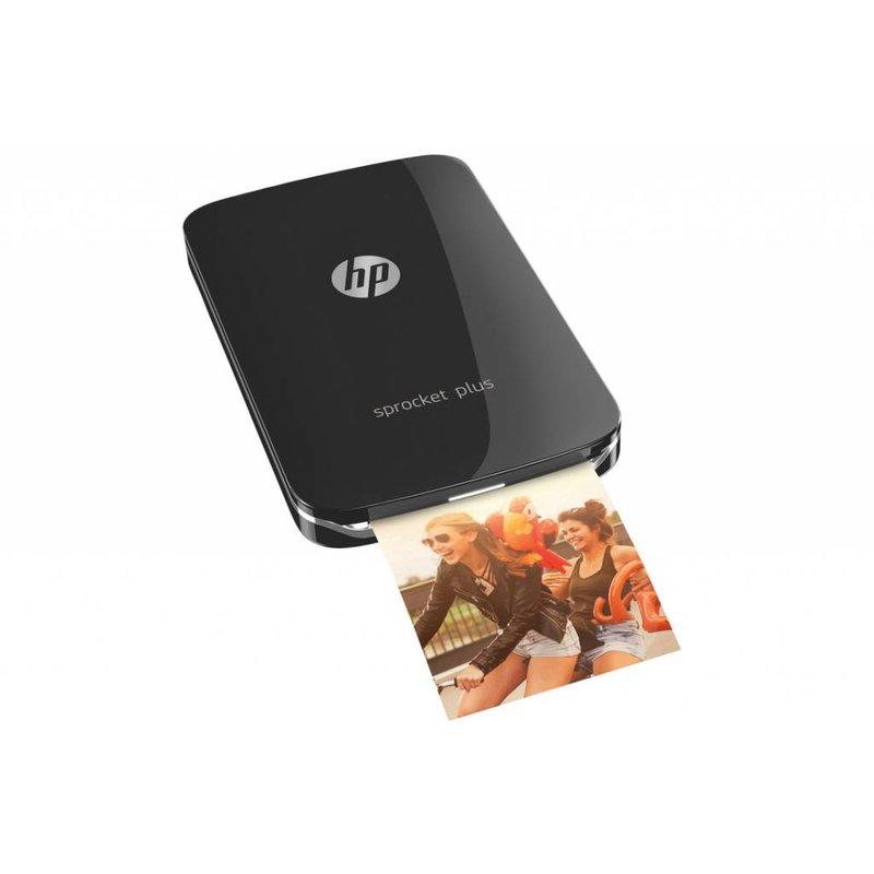 HP Zwart Sprocket Plus