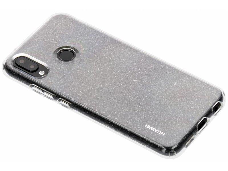 Huawei P20 Lite hoesje - Spigen Liquid Crystal Glitter