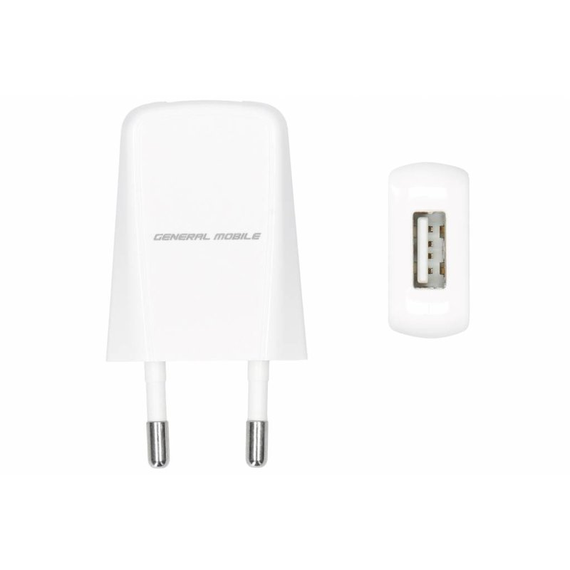 General Mobile Wit USB Travel Charger
