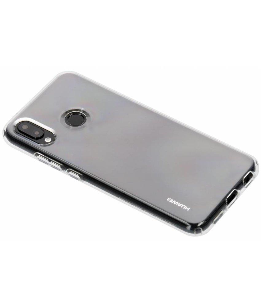 Spigen Transparant Liquid Crystal™ Case Huawei P20 Lite