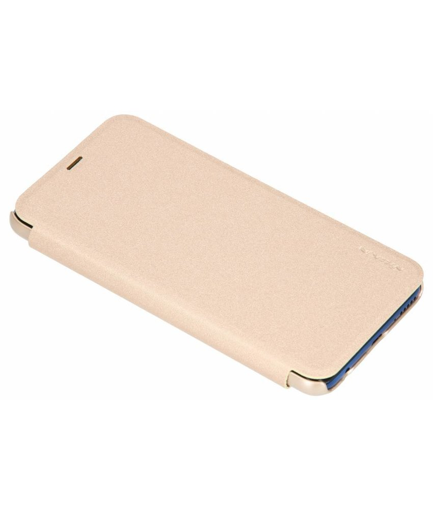 Nillkin New Leather Backcover Huawei Y7 (2018)