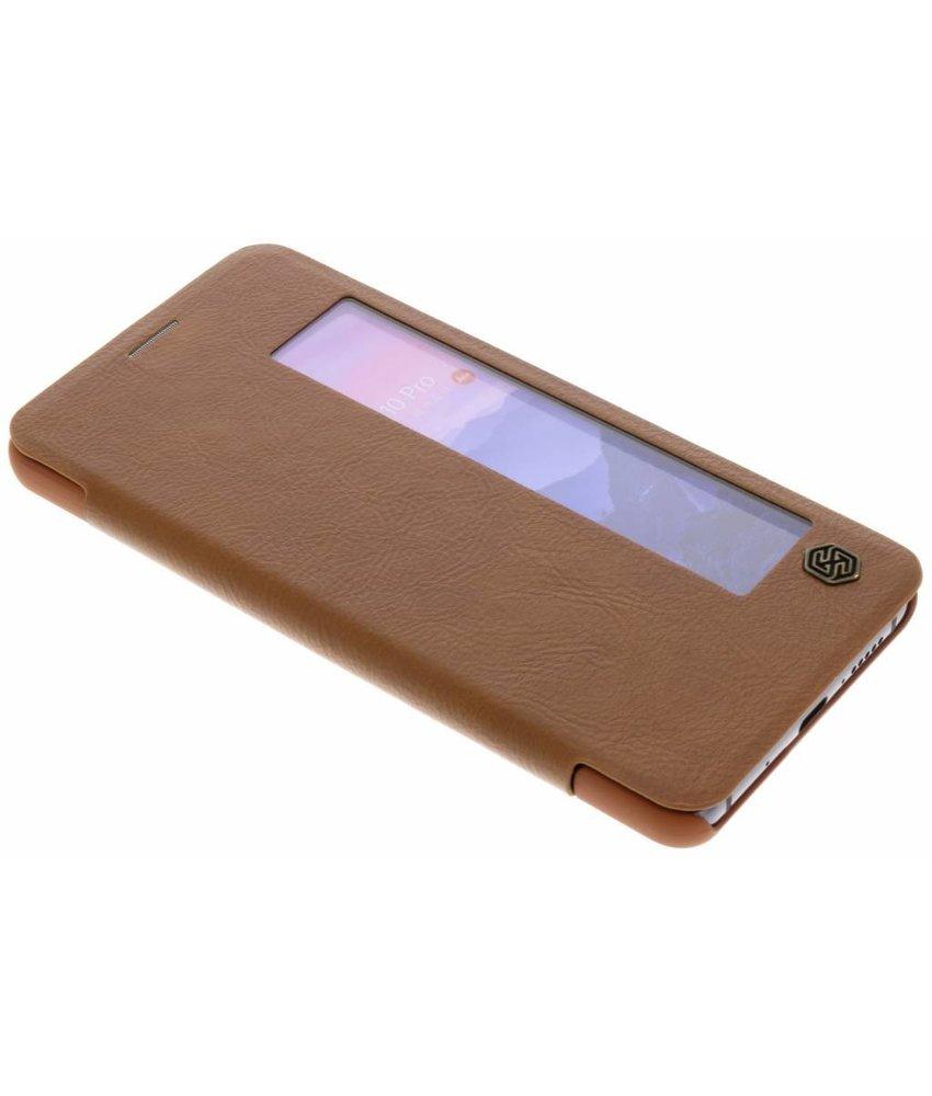 Nillkin Qin Leather Case Huawei Mate 10 Pro