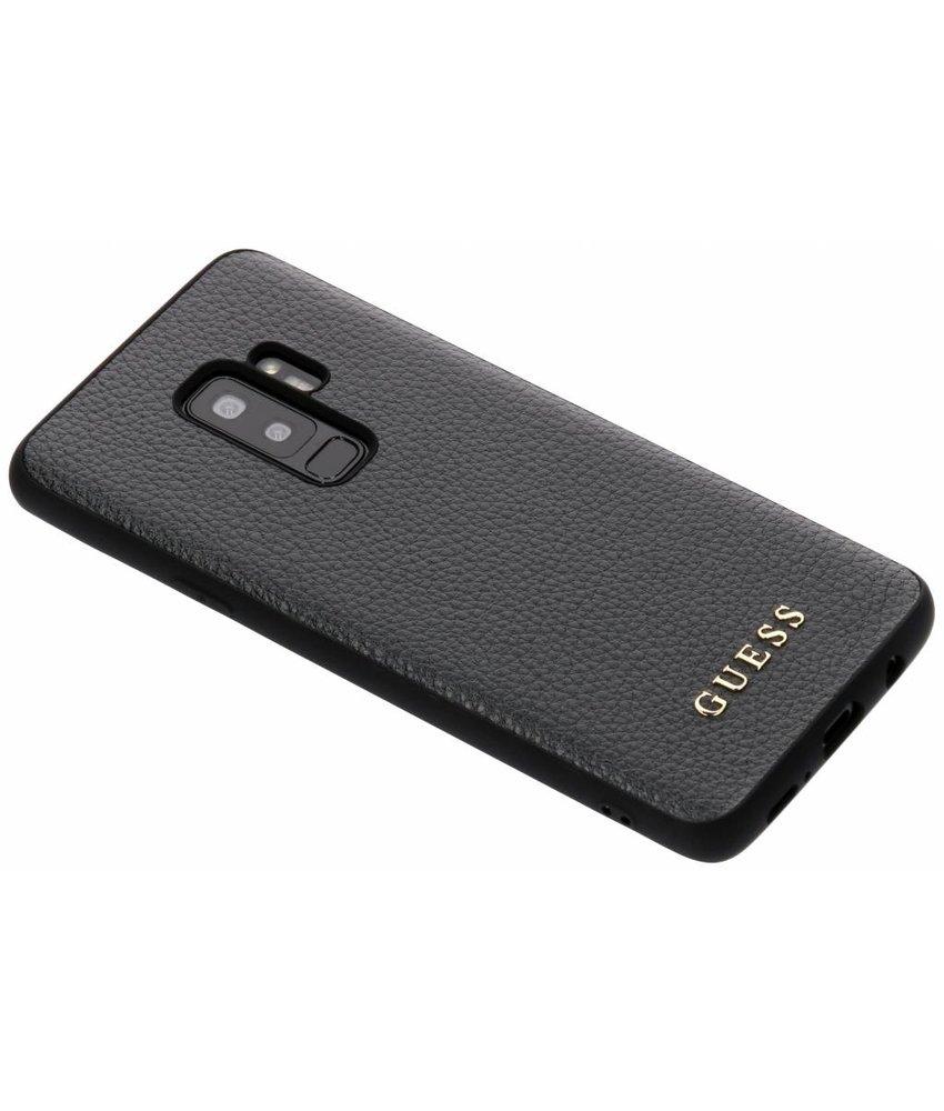 Guess Zwart iriDescent Hardcase Samsung Galaxy S9 Plus