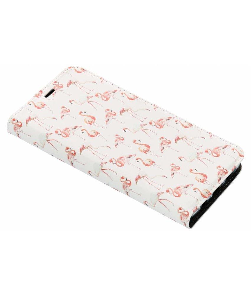 Design Softcase Booktype Samsung Galaxy S9 Plus