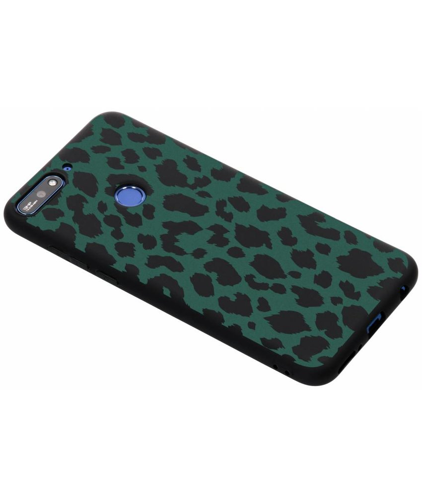Design Backcover Color Huawei Y7 (2018)
