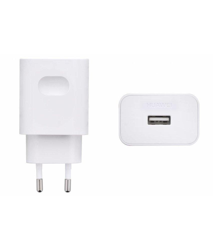 Huawei Adapter + Micro-USB naar USB kabel - 2 ampère