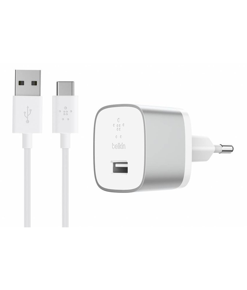 Belkin BOOST↑UP™ Quick Charge™ Thuislader + USB-C naar USB kabel