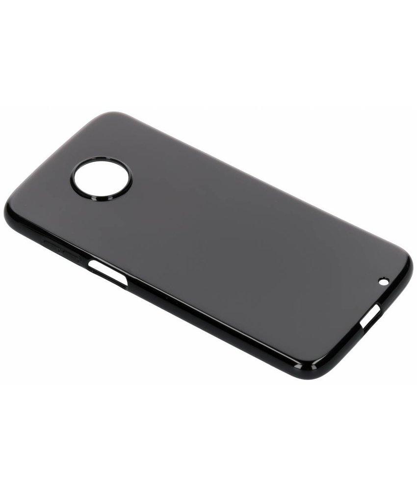 Zwart gel case Motorola Moto Z3 Play