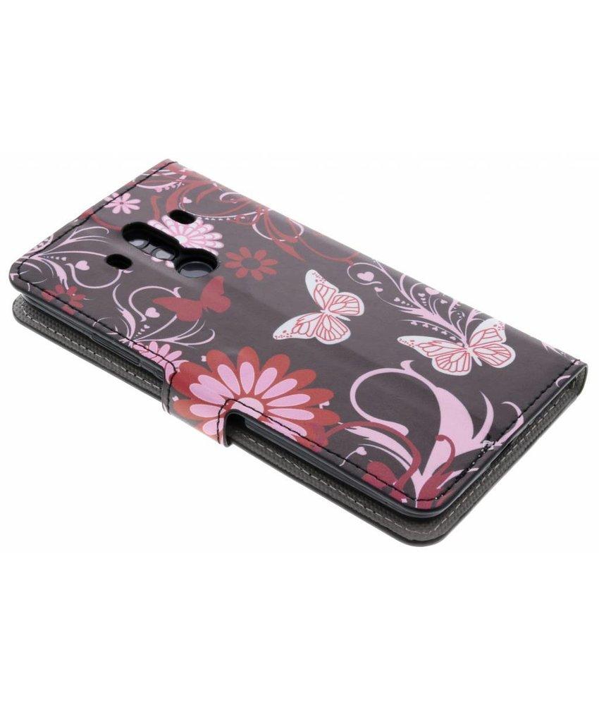 Design TPU Wallet Huawei Mate 10 Pro