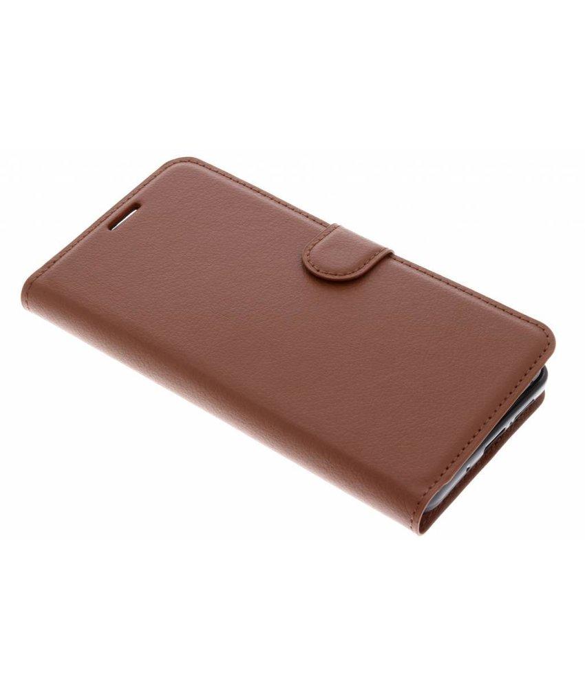 Basic Litchi Booktype Huawei Mate 10 Pro