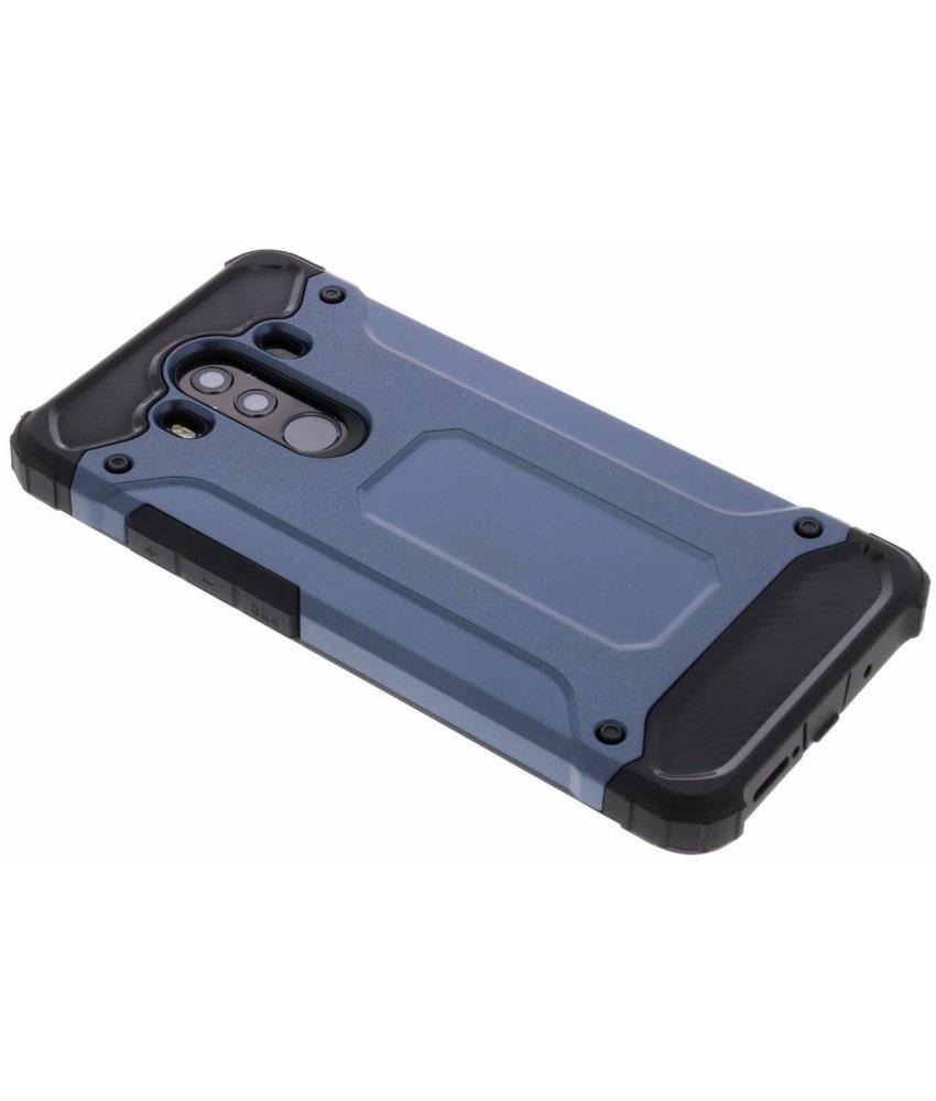Donkerblauw Rugged Xtreme Case Huawei Mate 10 Pro