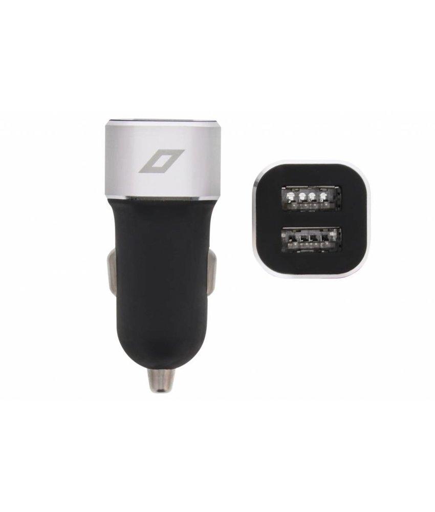 Accezz Zwart Dual USB Car Charger 4,8 ampère