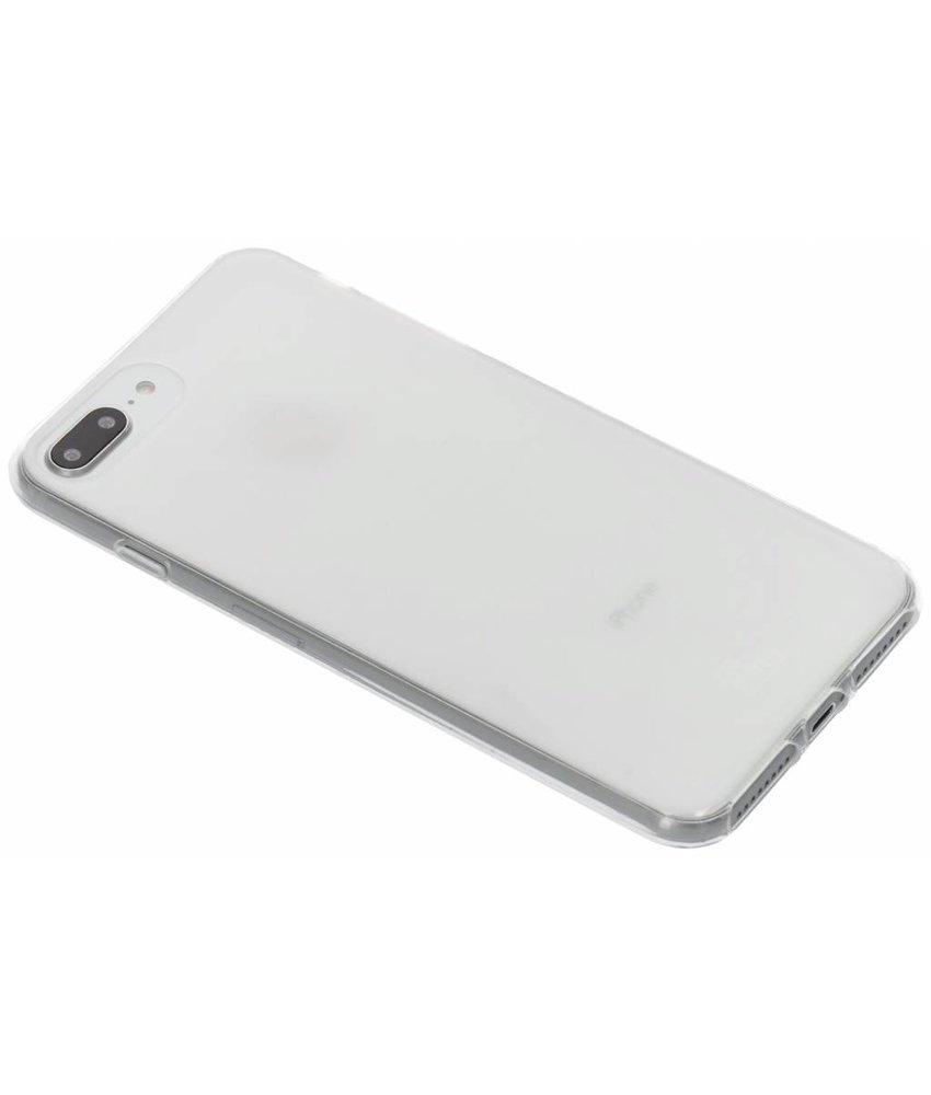 Be Hello Transparant Gel Case iPhone 8 Plus / 7 Plus / 6(s) Plus