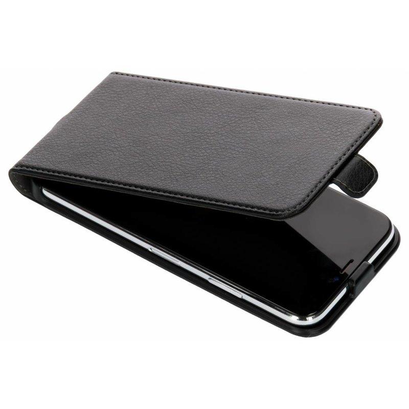 Be Hello Zwart Flip Case iPhone Xs / X