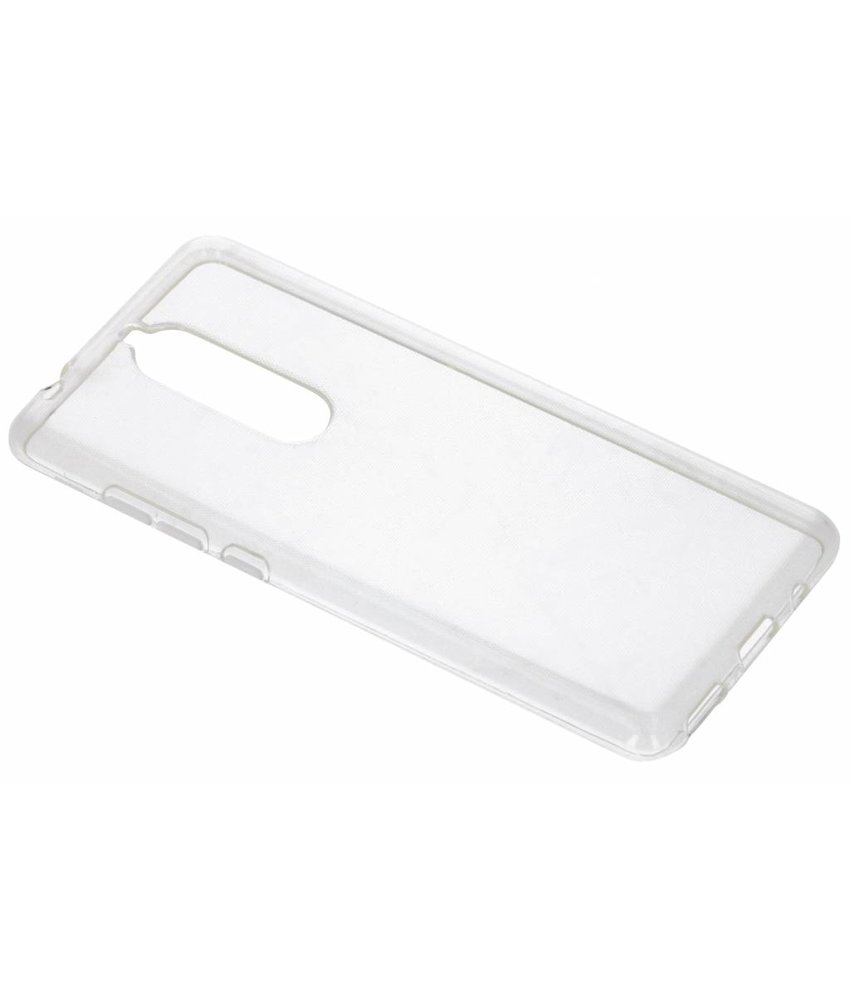Softcase Backcover Nokia 5.1