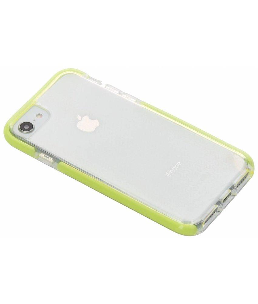 Celly Groen Hexagon Case iPhone 8 / 7