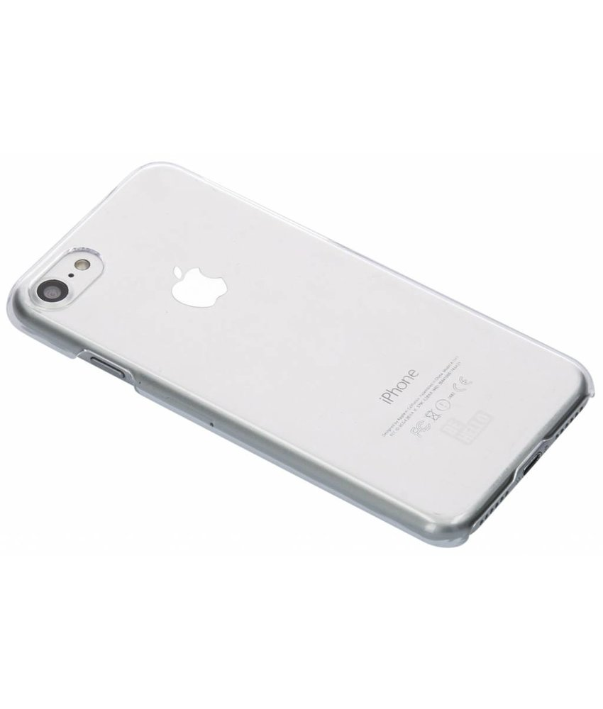 Be Hello Transparant Back Case iPhone 8 / 7